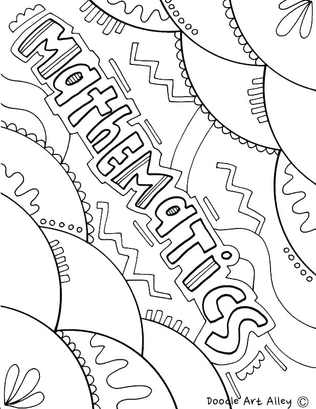 618x800 Free Middle School Math Coloring Pages Free Math Coloring Sheets