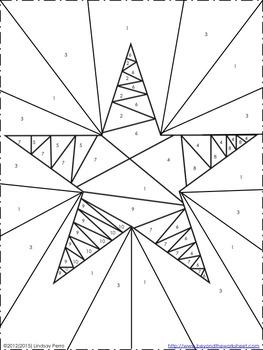 263x350 Middle School Math Coloring Pages Bundle
