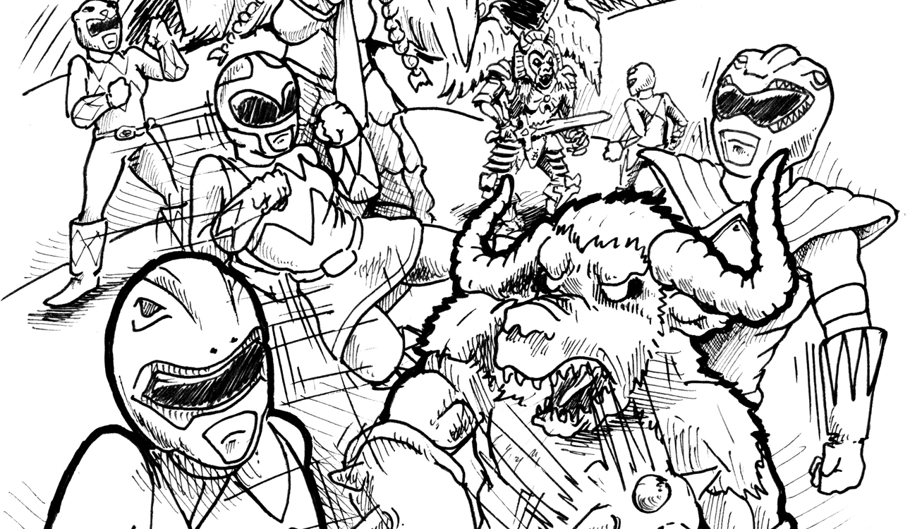 1290x750 best of power rangers coloring pages for kids mighty morphin