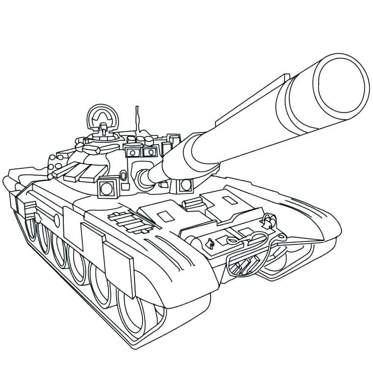 760x760 Army Coloring Pages Army Coloring Pages Security Military Tank