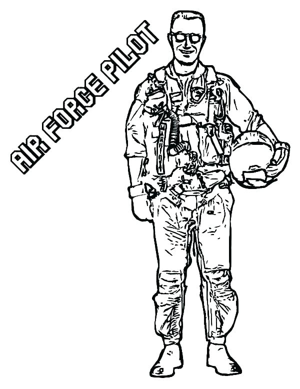 600x776 Military Coloring Pages Military Coloring Page Great Military