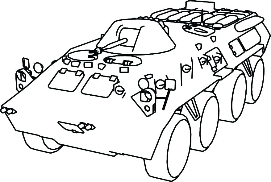 878x590 Coloring Pages Army Coloring Pages Army Tank To Print Printable