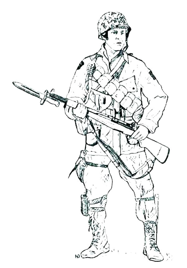 600x860 Army Colouring Pages Free Download Army Coloring Pages Free Online