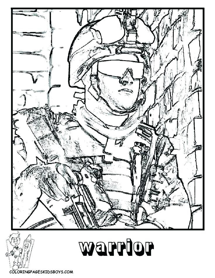 736x952 Soldier Coloring Pages To Print Army Coloring Pages Soldier