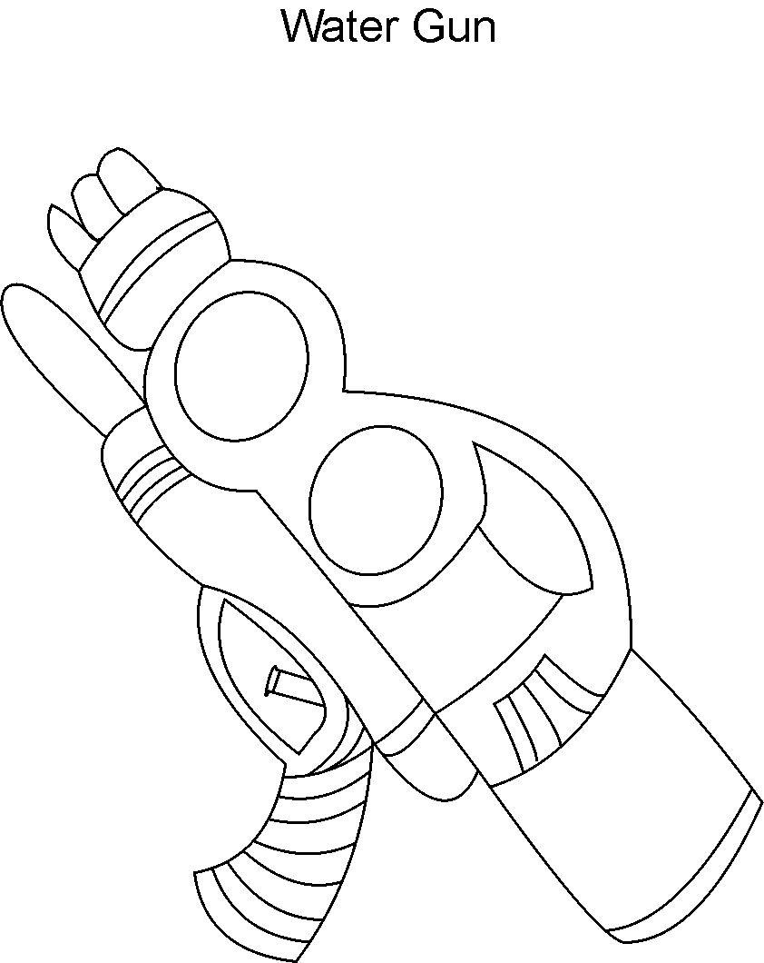 842x1060 Gun Coloring Pages Best Of Free Coloring Pages Of Pistol Gun