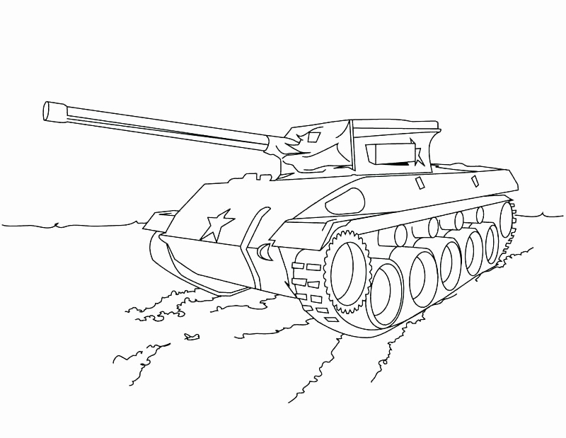 800x619 Military Truck Coloring Pages Muyatips Military Gun Coloring