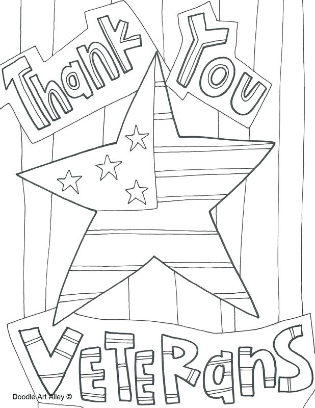618x800 Preschool Coloring Pages For Veterans Day