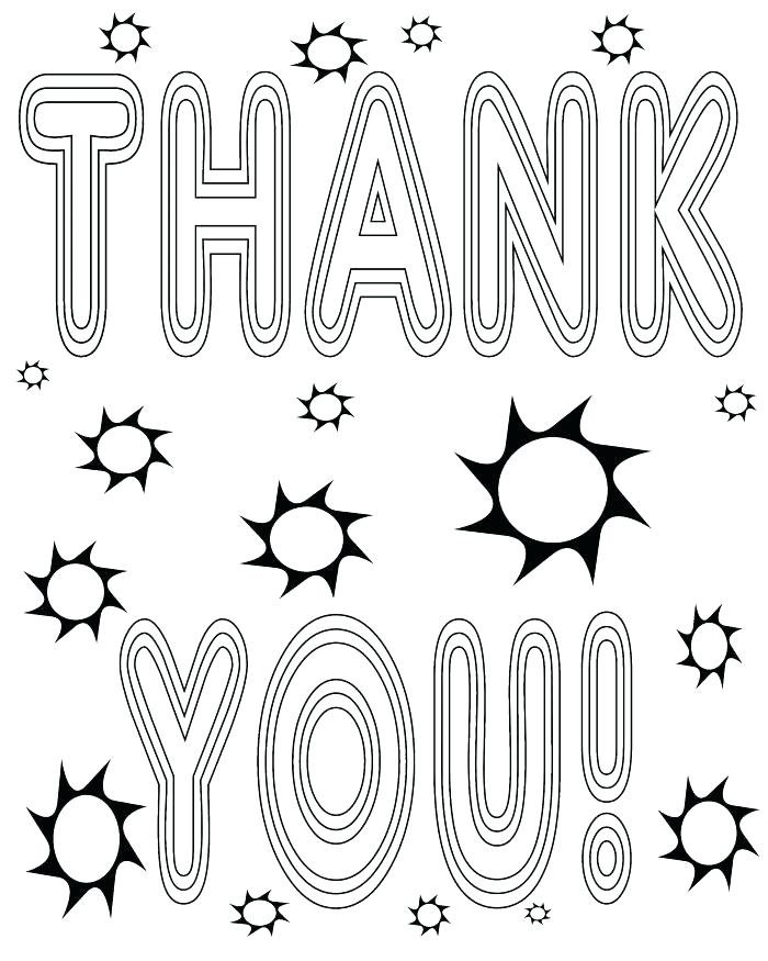 700x875 Thank You Card Coloring Page Thank You Coloring Pages Thank You