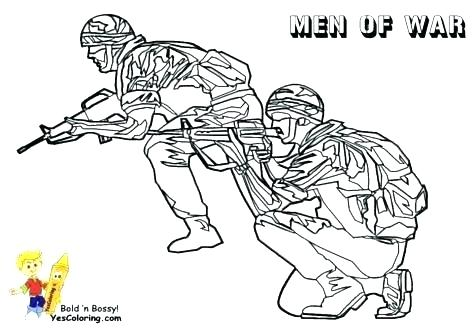 476x333 Thank You Troops Coloring Pages Deepart