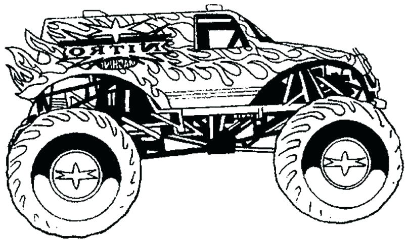Military Truck Coloring Pages At Getdrawings Com Free For Personal