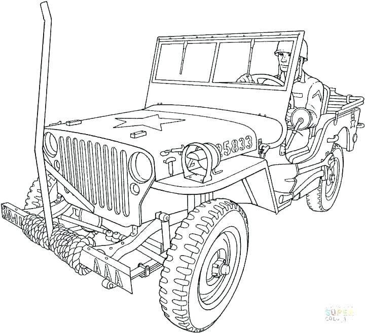 720x658 Printable Army Coloring Pages Army Coloring Pages Printable Army