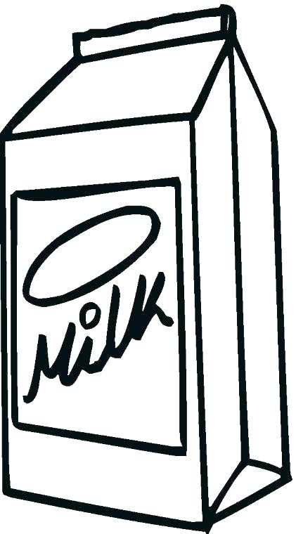 421x760 Milk Carton Coloring Page Coloring Sheet Milk Coloring Page Cow