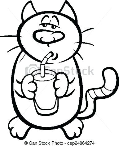 384x470 Milk Coloring Page Milk Coloring Pages Milk Coloring Page Make Her