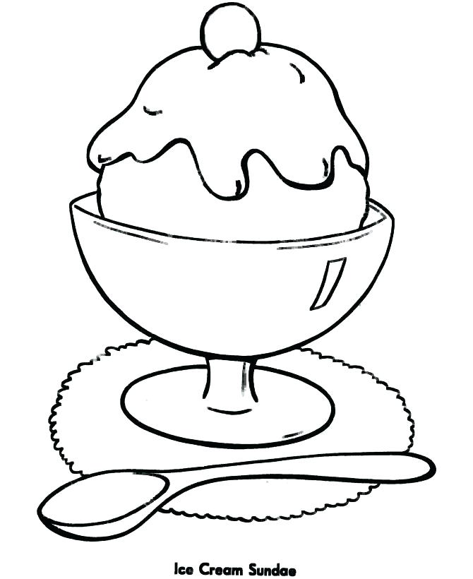 670x820 Charming Milkshake Coloring Pages Free Ice Cream Coloring Pages