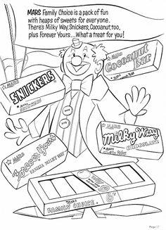236x327 Morton Salt Girl Coloring Book