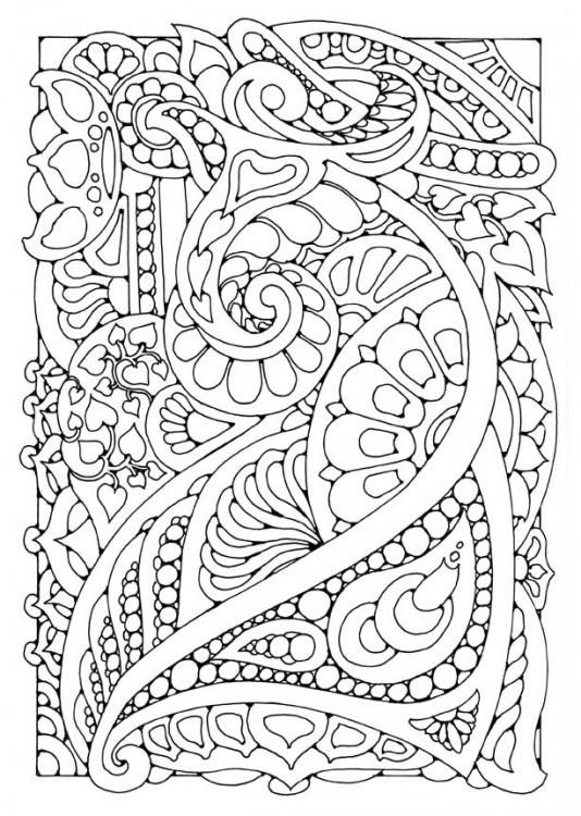 534x750 Best Coloring Pages Images On Coloring Books