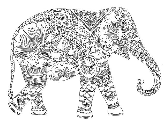 634x475 Best Mindfulness Coloring Free Images On Coloring