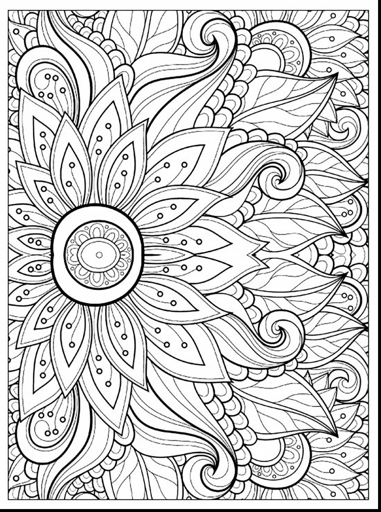 1298x1742 Unbelievable Astonishing Adult Coloring Book Pages Flowers