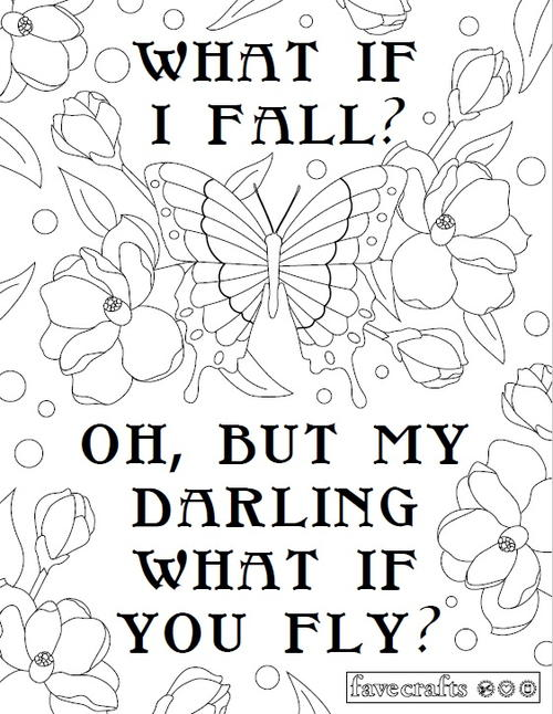 500x646 Printable Adult Coloring Pages