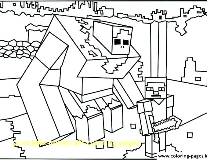 678x524 Minecraft Creeper Printable Coloring Pages Books Together