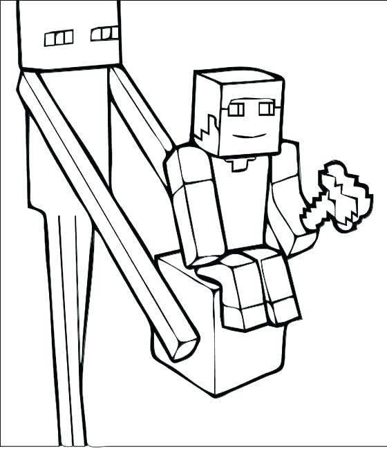560x650 Minecraft Printable Coloring Pages Free Printable Coloring Pages