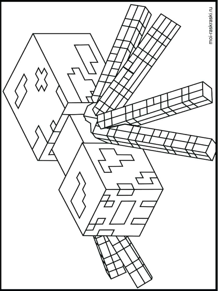 750x1000 Free Printable Coloring Pages Coloring Pages Minecraft Cat