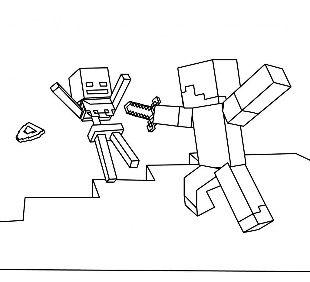 1024x934 Minecraft Coloring Pages Minecraft Sword, Craft And Crochet