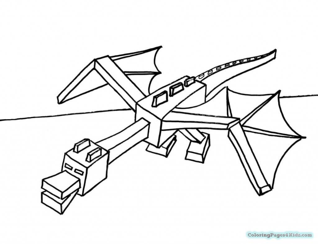 1024x787 Minecraft Coloring Pages For Kids Coloring Pages For Kids