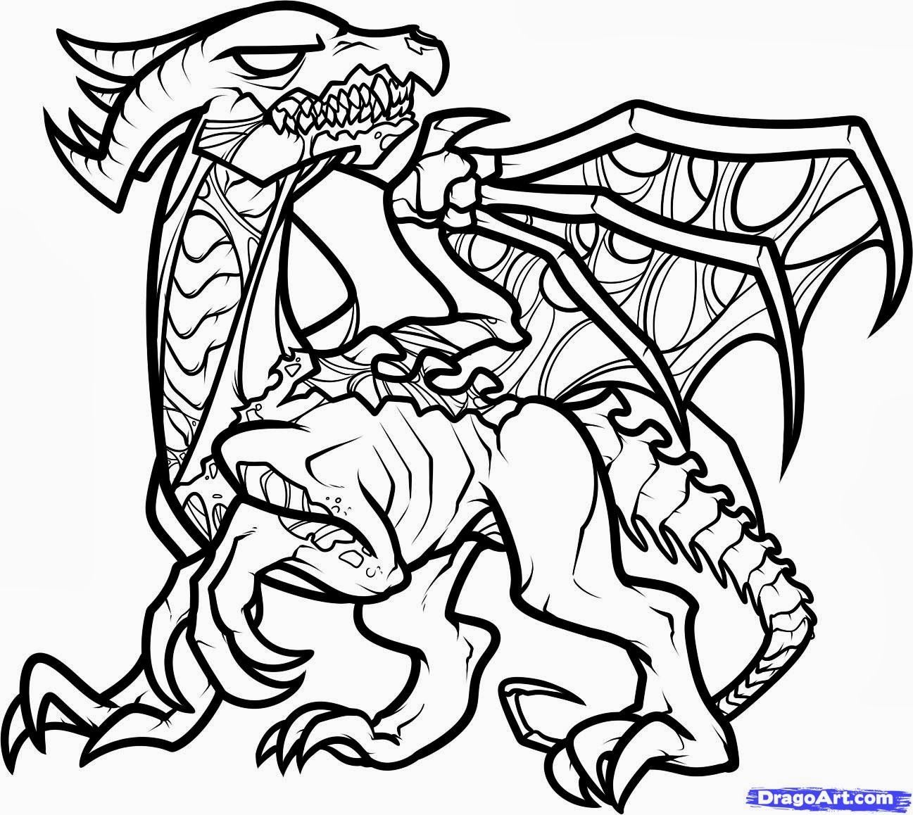 1297x1158 Incredible How To Draw A Ender Dragon Roadrunnersae Mesmerizing