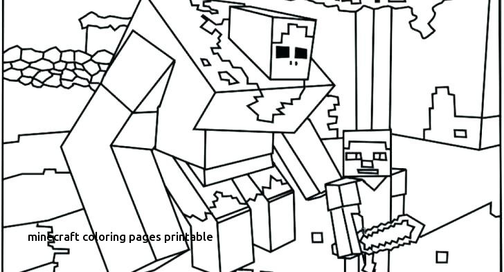 728x393 Minecraft Coloring Pages To Print Coloring Pages Minecraft Steve