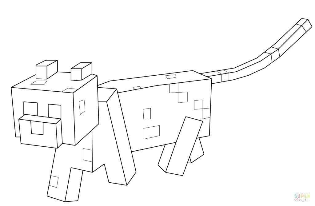 1024x670 Minecraft Coloring Pages Cartoon And Games Coloring Pages