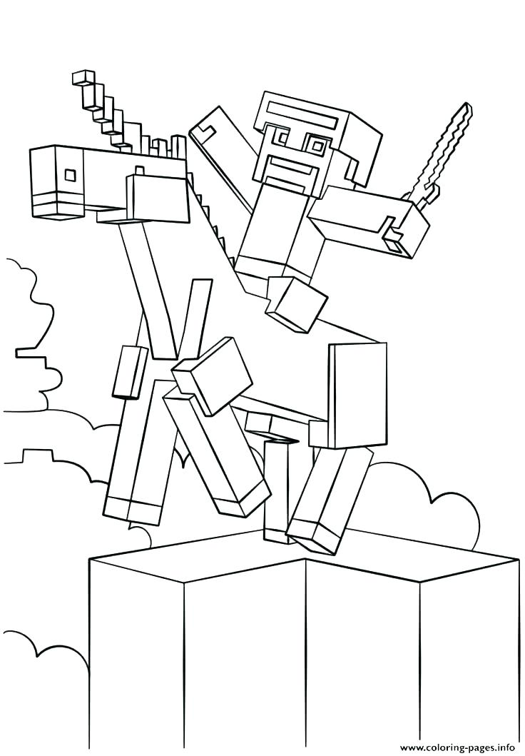 Minecraft Creeper Face Coloring Pages at GetDrawings ...