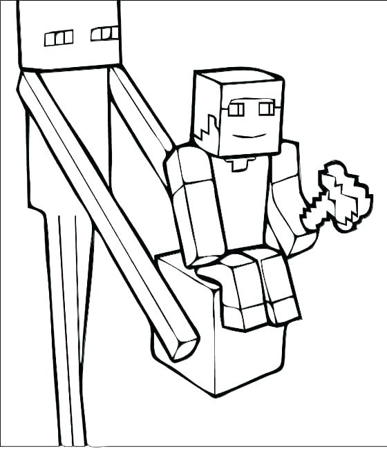 Minecraft Mutant Creeper Coloring Pages at GetDrawings ...