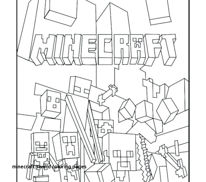 Minecraft Printable Coloring Pages At Getdrawings Free Download