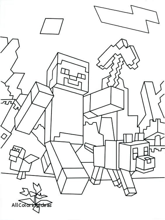 565x755 Minecraft Coloring Pages To Print Coloring Pages To Print Free