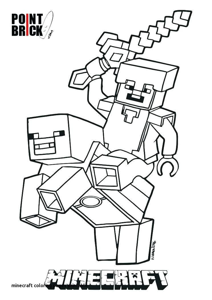 744x1052 Minecraft Coloring Pages Printable New Minecraft Coloring Pages