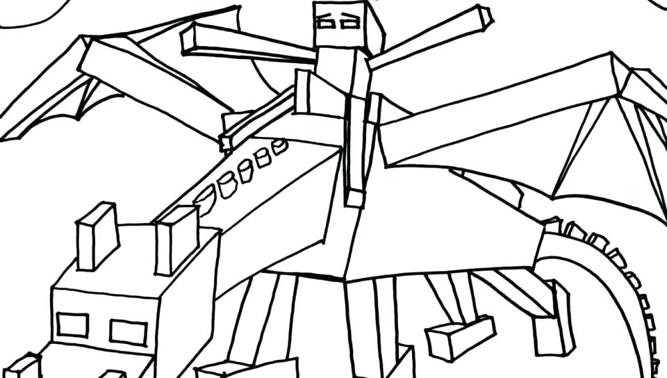 960x544 Printable Minecraft Coloring Pages Lovely Coloring Pages For Kids