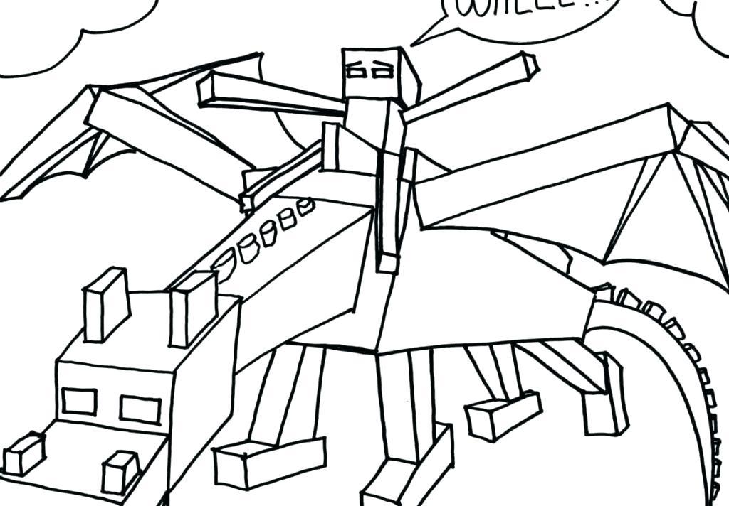 Minecraft Steve Coloring Pages Printable at GetDrawings ...