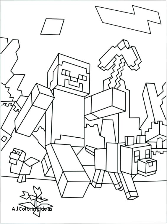 Minecraft Villager Coloring Pages at GetDrawings.com ...
