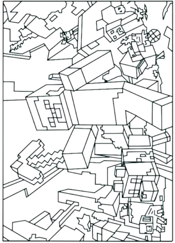 577x803 Minecraft Dragon Coloring Pages Coloring Pages For Coloring Pages
