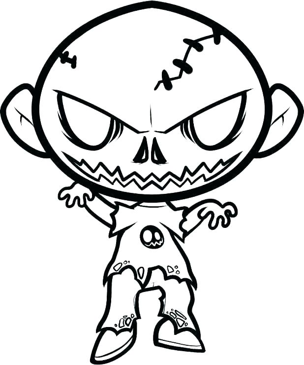 618x740 Zombie Coloring Page Minecraft Zombie Villager Coloring Pages