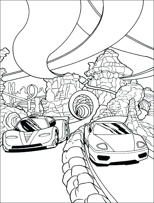 600x790 Racing Car Coloring Pages Mini Cooper Cars Coloring Pages Free