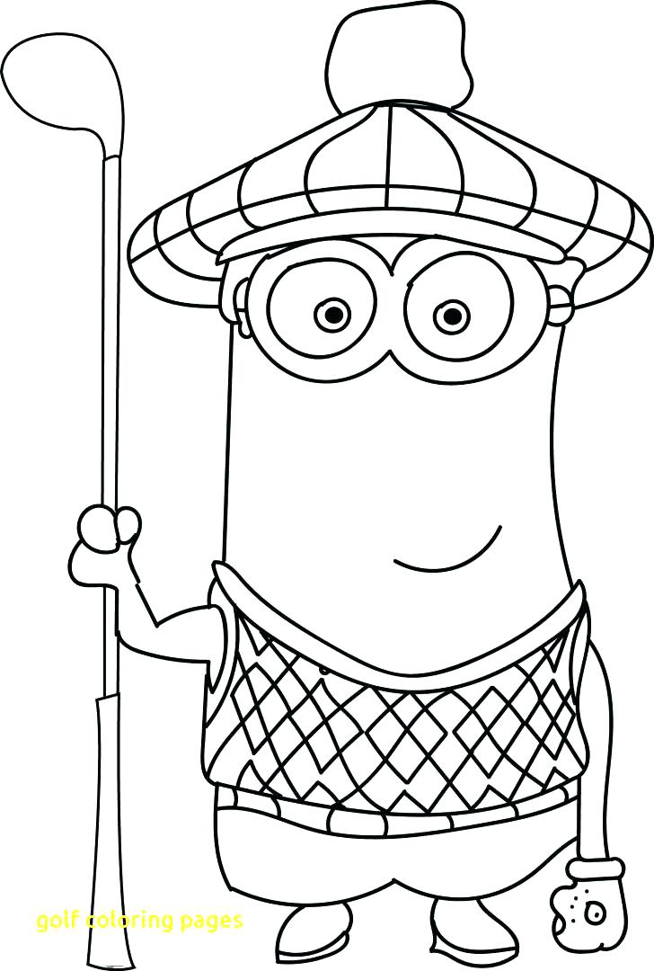 728x1080 Coloring Pages Crayola Also Golf Coloring Pages With Golf Coloring