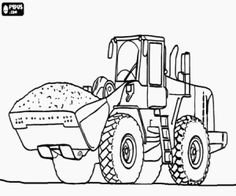 236x196 A Dumper Truck Used In Mining Coloring Page Fly In Fly Out Dad