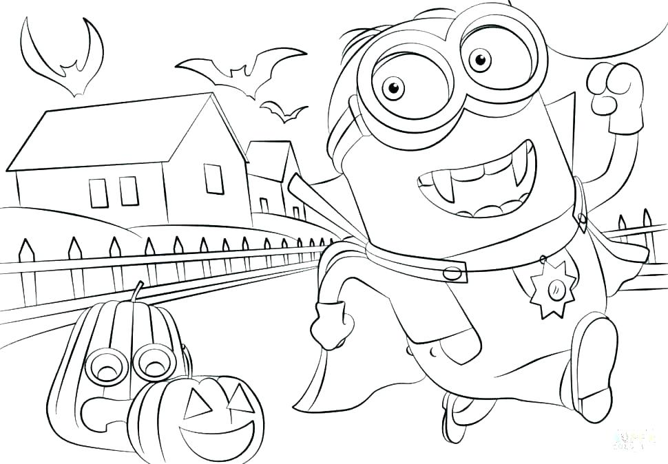 970x674 Minion Coloring Pages Minions Coloring Pages Printable Minion