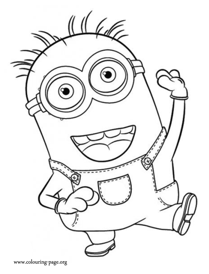 700x918 Minion Coloring Pages To Print Fresh Free Coloring Pages Of Minion