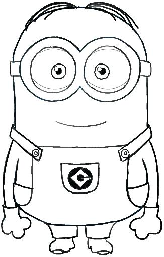 326x510 Minion Coloring Pages Minion Coloring Pages Minion Coloring Pages