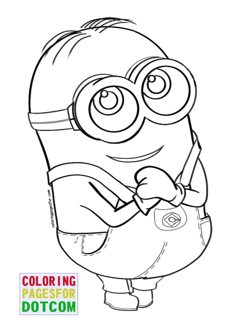 1000x1400 Printable Minions Coloring Pages Coloring Pages Printable