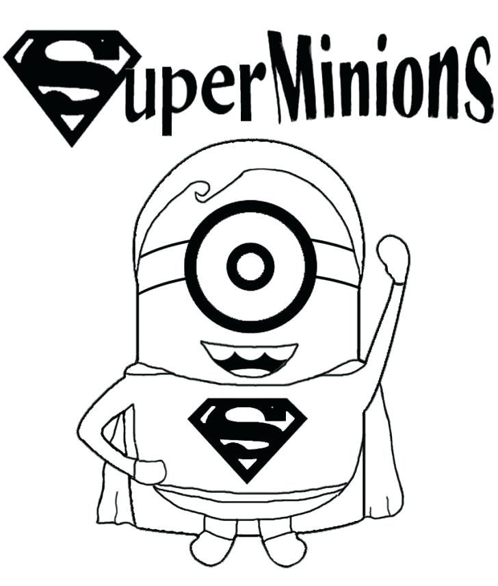 728x856 Minions Coloring Pages To Print Minion Coloring Pages To Print