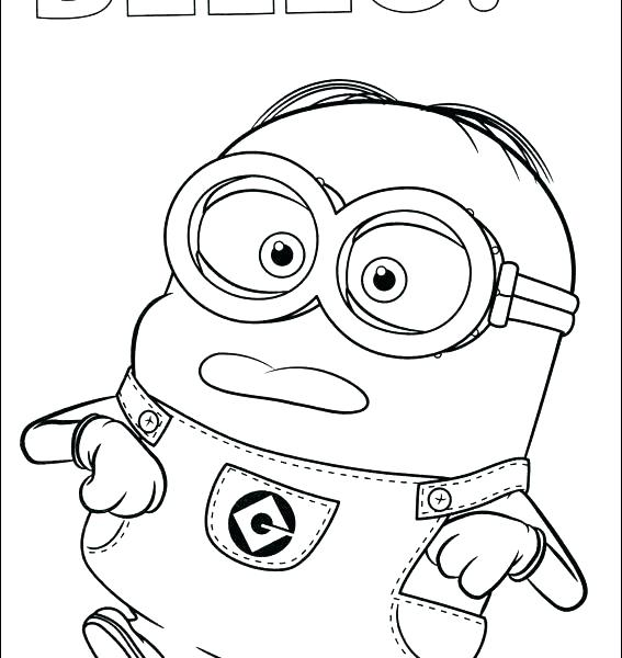 567x600 Jumbo Coloring Pages